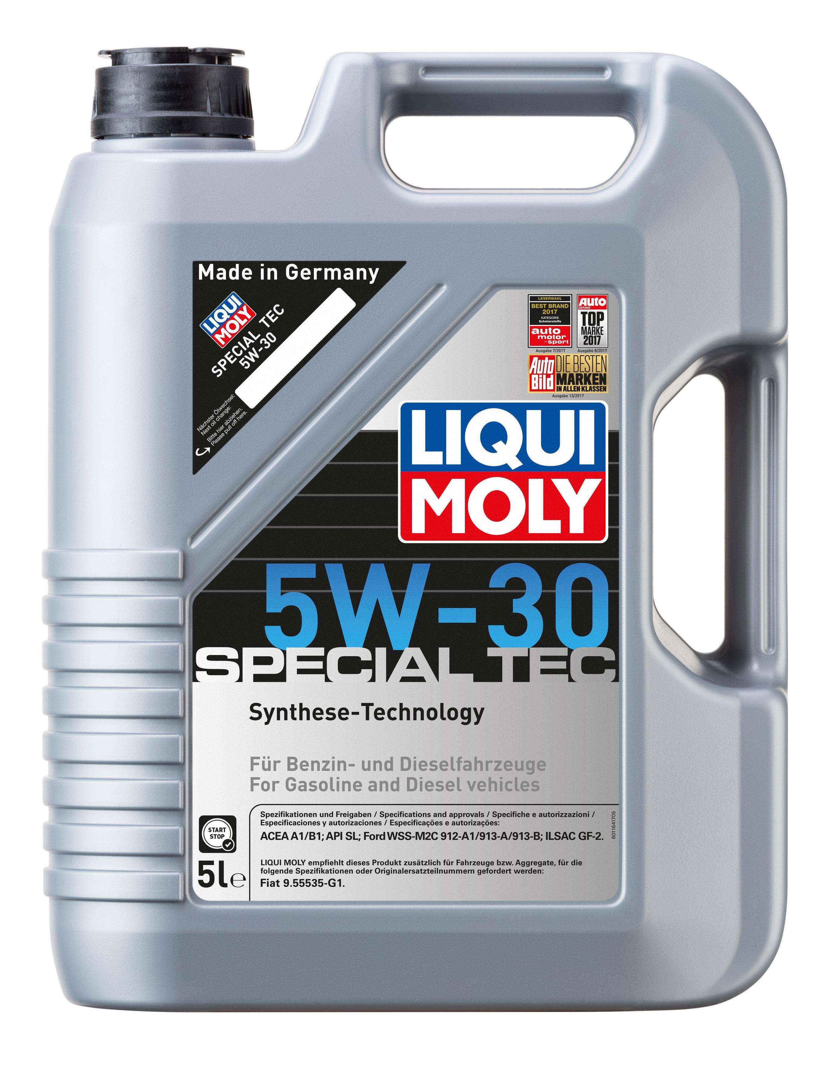 LIQUI MOLY: Original Motoröl 1164 ()