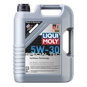Fiat955535G1 LIQUI MOLY Special Tec 5W-30, Inhalt: 5l Motoröl 1164 günstig kaufen