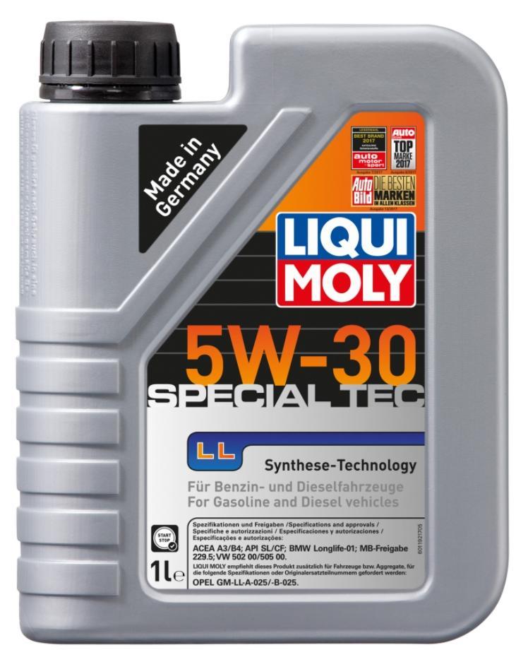 Motorenöl Passat B7 Variant Diesel und Benzin 2013 - LIQUI MOLY 1192 ()