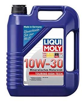 LIQUI MOLY Touring High Tech Moottoriöljy 1272 - Osta nyt!