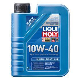 PSAB712300 LIQUI MOLY Leichtlauf 10W-40, Super, Inhalt: 1l Motoröl 1300 günstig kaufen