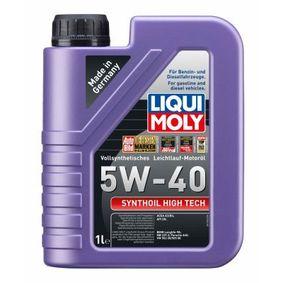 VW50200 LIQUI MOLY Synthoil 5W-40, High Tech, Inhalt: 1l Motoröl 1306 kaufen