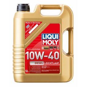 1387 Mootoriõli LIQUI MOLY originaal kvaliteediga