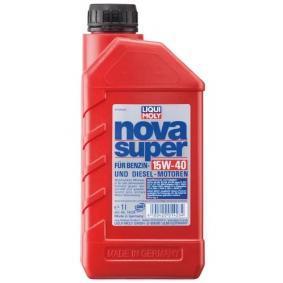 MTUTyp1 LIQUI MOLY NOVA SUPER 15W-40, 1l, Mineralöl Motoröl 1428 günstig kaufen
