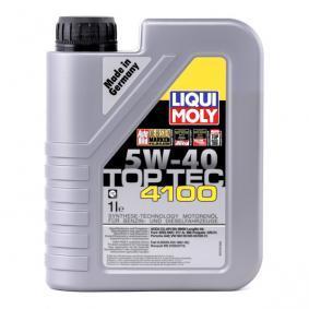 ACEAB4 LIQUI MOLY Top Tec, 4100 5W-40, 1l, Synthetiköl Motoröl 3700 günstig kaufen