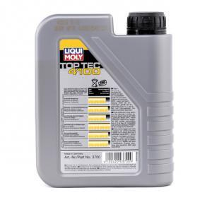 3700 Motoröl LIQUI MOLY ACEAA3 - Große Auswahl - stark reduziert