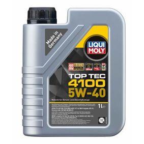 3700 Motoröl LIQUI MOLY Erfahrung