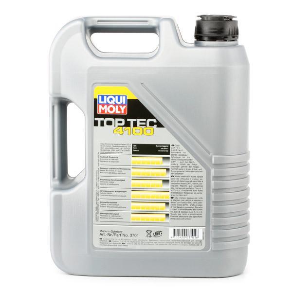 3701 Olio motore LIQUI MOLY prodotti di marca a buon mercato