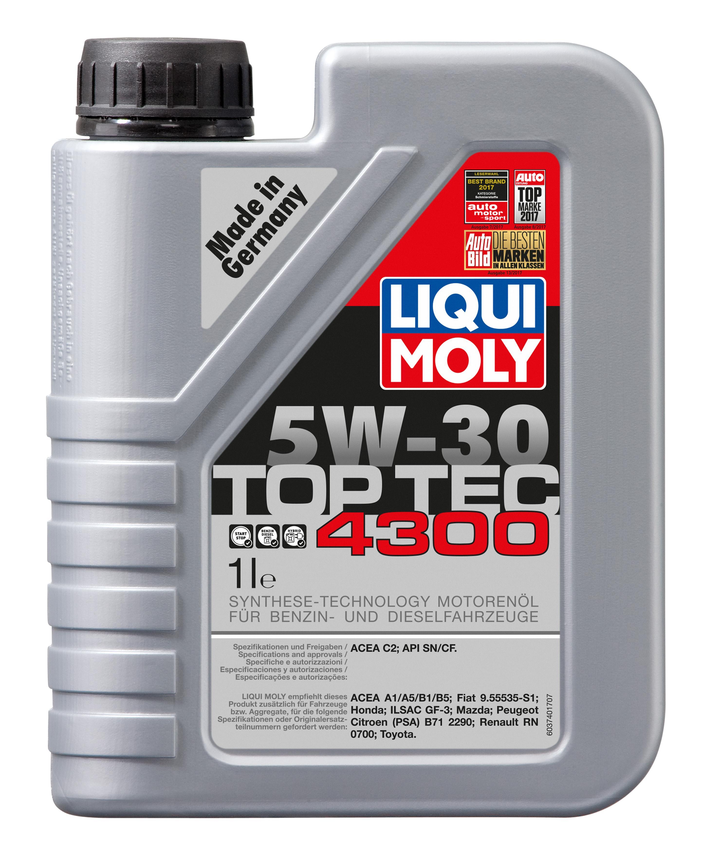 Motorenöl LIQUI MOLY 3740
