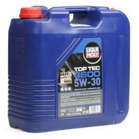 ACEAB4 LIQUI MOLY 5W-30, 20l Motoröl 3757 günstig kaufen