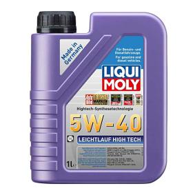 PSAB712296 LIQUI MOLY Leichtlauf, High Tech 5W-40, 1l, Synthetiköl Motoröl 3863 günstig kaufen