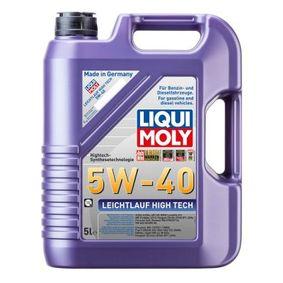 3864 Двигателно масло LIQUI MOLY - опит