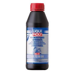 Volvo97305 LIQUI MOLY Hochleistungs GL3+ 75W-80 Manual Transmission Oil 4426 cheap