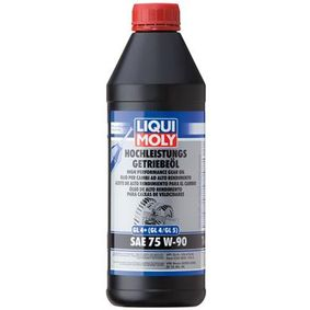 4434 Käigukastõli LIQUI MOLY — vähendatud hindadega soodsad brändi tooted