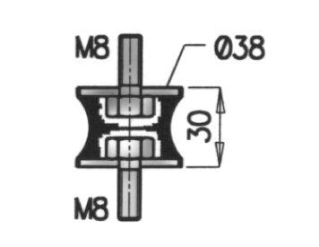 21822 DINEX Halter, Abgasanlage - online kaufen