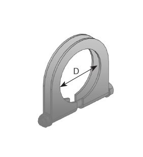 28810 DINEX Klemmstück, Abgasanlage - online kaufen