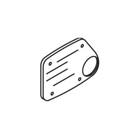 Hitzeschutzblech DINEX 49843 mit 15% Rabatt kaufen