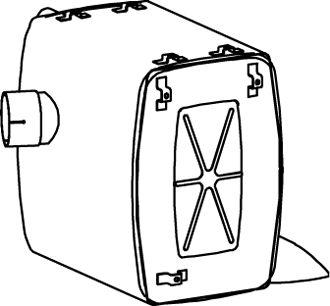 Original MINI Endschalldämpfer 50450