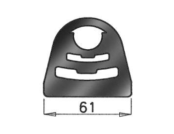OE Original Halter, Abgasanlage 50985 DINEX