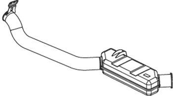 68720 DINEX Endschalldämpfer billiger online kaufen