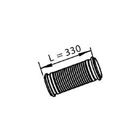 Abgasrohr DINEX 81113 mit 16% Rabatt kaufen