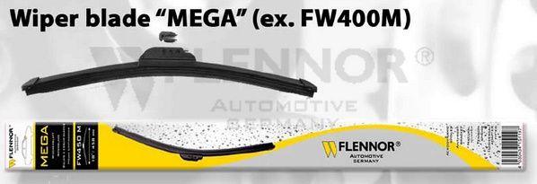 Flachbalkenwischer FLENNOR FW600M