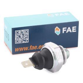 Įsigyti ir pakeisti alyvos slėgio jungiklis FAE 11070