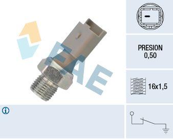FAE: Original Öldruckventil 12640 ()