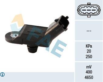 15019 FAE Sensor, Saugrohrdruck 15019 günstig kaufen