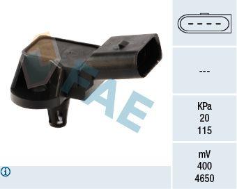 FAE Sensor, Saugrohrdruck 15033