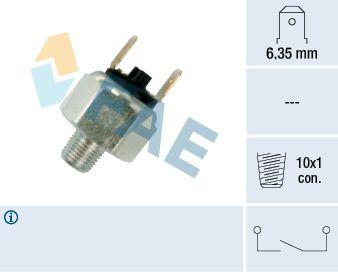 Accesorios y recambios OPEL DIPLOMAT 1973: Interruptor luces freno FAE 21020 a un precio bajo, ¡comprar ahora!