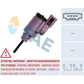 FAE | Interruptor luces freno 24760