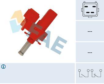 24835 FAE Schalter, Kupplungsbetätigung (GRA) 24835 günstig kaufen