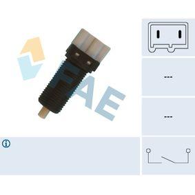 24870 FAE Schalter, Kupplungsbetätigung (GRA) 24870 günstig kaufen