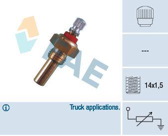 Sensor, Kühlmitteltemperatur FAE 30130 mit 34% Rabatt kaufen