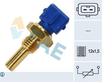 Sensor, temperatura do líquido de refrigeração 33010 para INNOCENTI preços baixos - Compre agora!