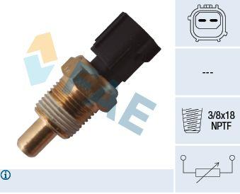 33335 Sensor, Kühlmitteltemperatur FAE in Original Qualität
