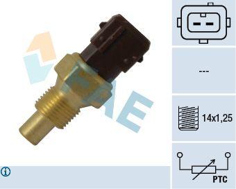 Accesorios y recambios CITROËN XSARA 2005: Sensor, temperatura del refrigerante FAE 33792 a un precio bajo, ¡comprar ahora!