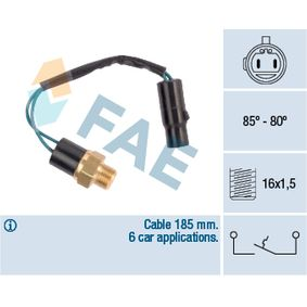 Beck Arnley 201-1563 Thermo Fan Switch