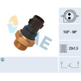 37290 FAE Teplotní spínač, větrák chladiče 37290 kupte si levně
