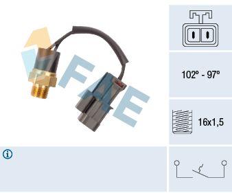 FAE: Original Thermoschalter Lüfter 37520 ()