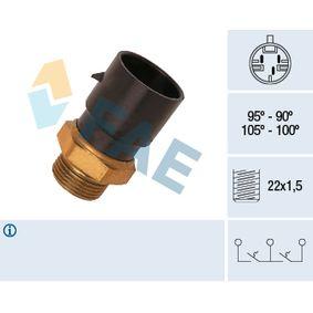 Behr thermot-tronik TSW 46/Interruptor de temperatura ventilador de radiador