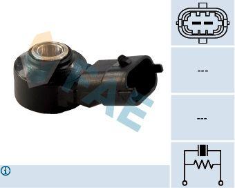60104 FAE ohne Kabel, mit Widerstand Klopfsensor 60104 günstig kaufen