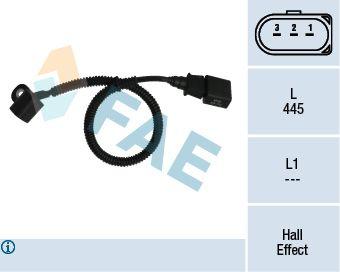 Nockenwellenpositionssensor FAE 79164