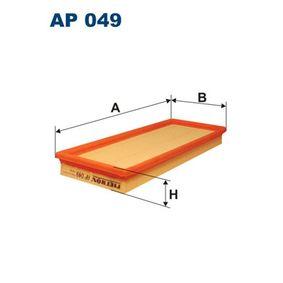 Luftfilter AP049 VOLVO 164 till rabatterat pris — köp nu!