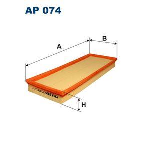 Luftfilter AP074 FORD COUGAR Niedrige Preise - Jetzt kaufen!