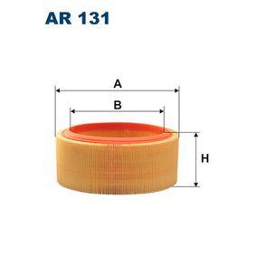 Luchtfilter AR131 RENAULT SPORT SPIDER met een korting — koop nu!