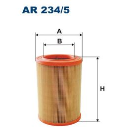 Air Filter AR234/5 for ALFA ROMEO GIULIETTA at a discount — buy now!