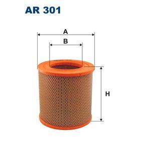 Luftfilter AR301 TOYOTA LITEACE till rabatterat pris — köp nu!