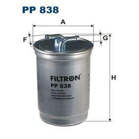 горивен филтър PP838 за ROVER 600 на ниска цена — купете сега!